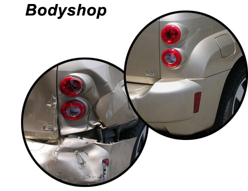Auto Body  Repair on Car Body Repairs   Body Work Shop Garage Accident Repairs